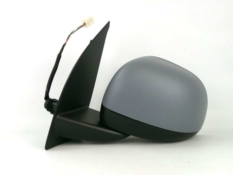 Fiat Panda Mk.2 9/2009-6/2012 Electric Wing Mirror Primed Passenger Side N/S
