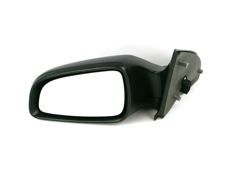Vauxhall Astra H Mk5 5/2004-2009 Electric Wing Mirror Black Passenger Side N/S