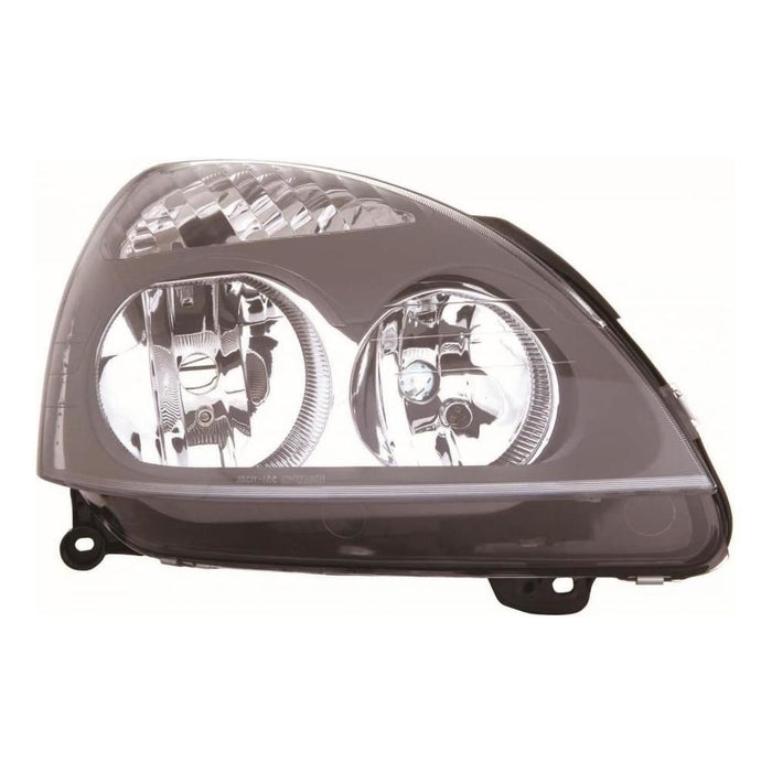 Renault Clio Mk2 Hatchback 11/2005-5/2009 Headlight Headlamp Drivers Side O/S