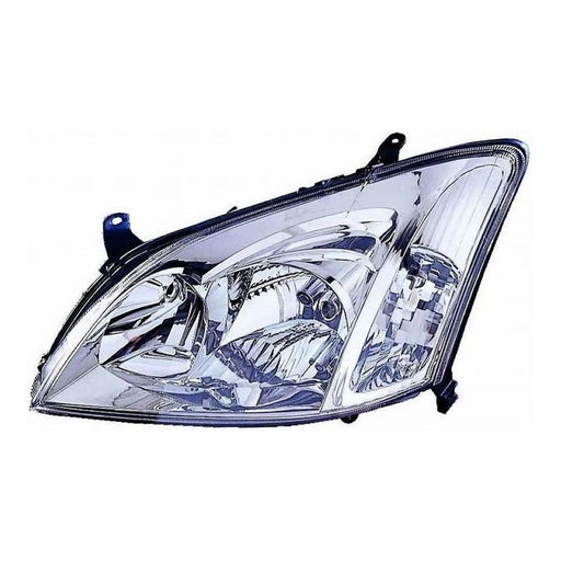 Toyota Corolla Mk5 Hatchback 2002-2004 Headlight Headlamp Passenger Side N/S