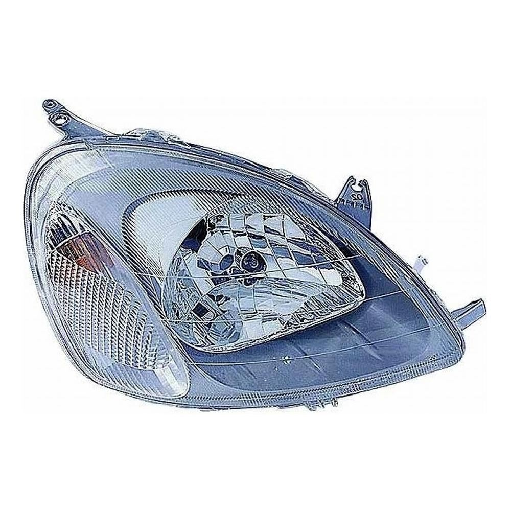 Toyota Yaris Mk1 Hatchback 1999-7/2003 Headlight Headlamp Drivers Side O/S