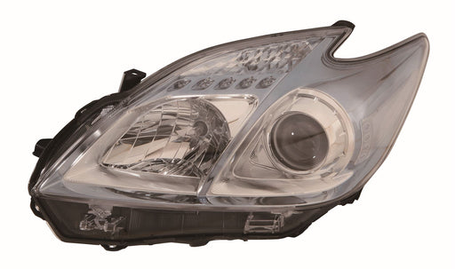 Toyota Prius Mk2 Hatchback 6/2009-7/2012 Headlight Headlamp Passenger Side N/S