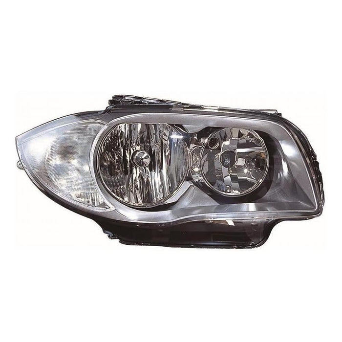 BMW 1 Series E82 Coupe 2007-6/2011 Headlight Headlamp Drivers Side O/S