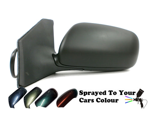 Toyota Avensis Mk2 3/2003-8/2006 Wing Mirror Power Folding Passengers Painted Sprayed