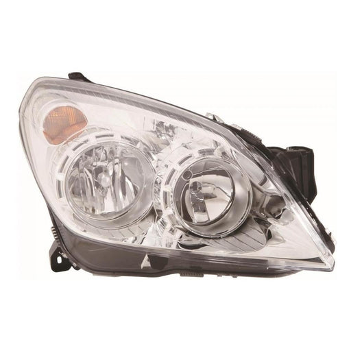Vauxhall Astra H Mk5 Estate 6/2007-2011 Headlight Headlamp Drivers Side O/S