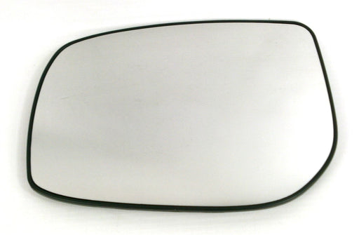 Toyota Yaris Mk.2 2006-3/2013 Non-Heated Wing Mirror Glass Passengers Side N/S