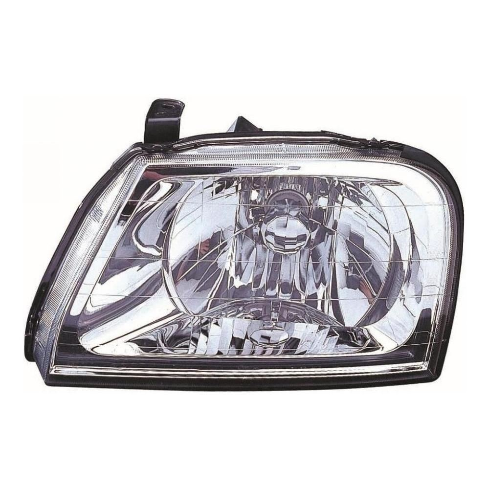 Mitsubishi L200 Mk3 Pickup 1996-3/2001 Headlight Headlamp Passenger Side N/S