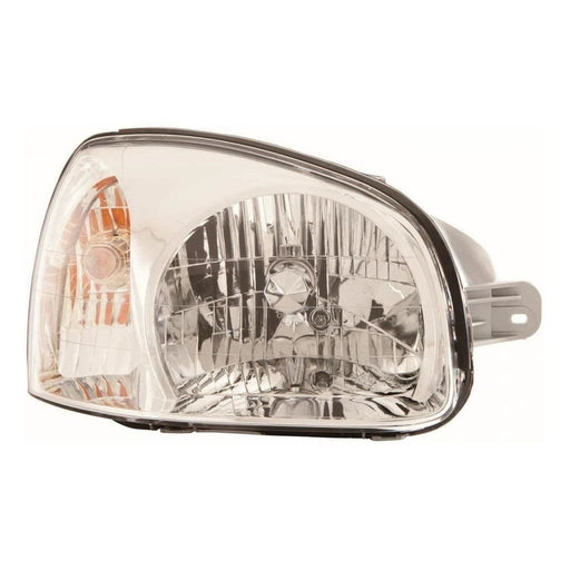 Hyundai Santa Fe Mk1 ATV / SUV 2000-6/2006 Headlight Headlamp Drivers Side O/S