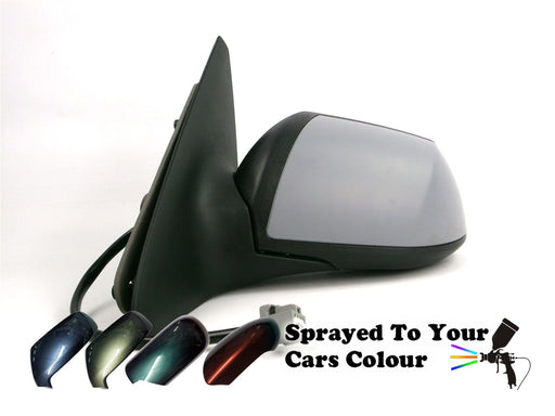 Ford Mondeo Mk.3 10/2000-6/2003 Electric Wing Mirror Passenger Side N/S Painted Sprayed