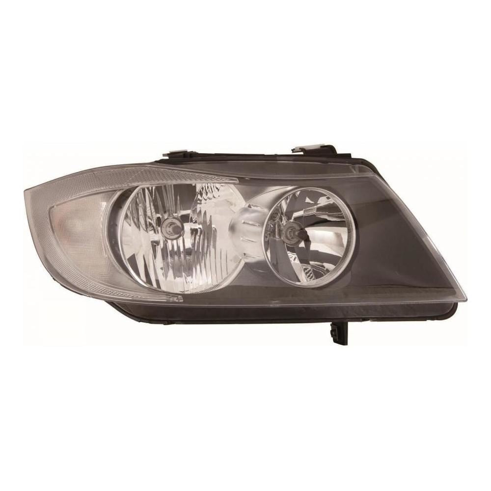 BMW 3 Series E90 Saloon 3/2005-12/2008 Headlight Headlamp Drivers Side O/S