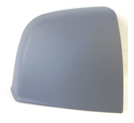 Fiat Doblo Mk.2 (Van & MPV) 2010+ Primed Wing Mirror Cover Driver Side O/S
