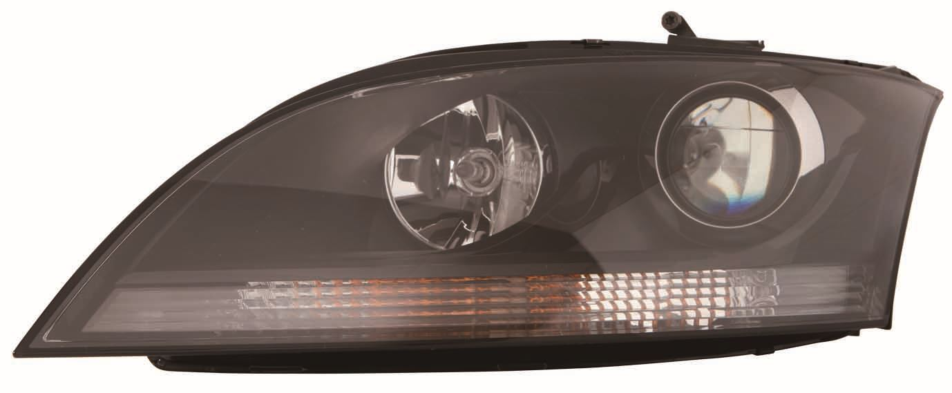 Audi TT Mk2 8J Convertible 9/2006-12/2011 Headlight Headlamp Passenger Side N/S