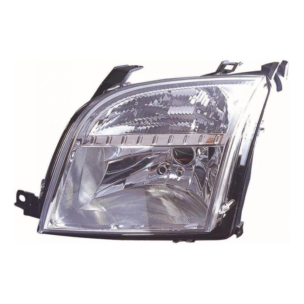 Ford Fusion Hatchback 2002-2/2006 Headlight Headlamp Passenger Side N/S