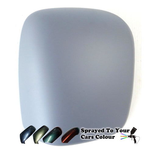 Peugeot Expert Mk.2 (Incl. E7 & Tepee) 2007-12/2016 Wing Mirror Cover Drivers Side O/S Painted Sprayed