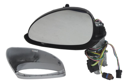 Citroen C4 2004-2010 Electric Wing Mirror Black Arm Primed Cover Passenger Side