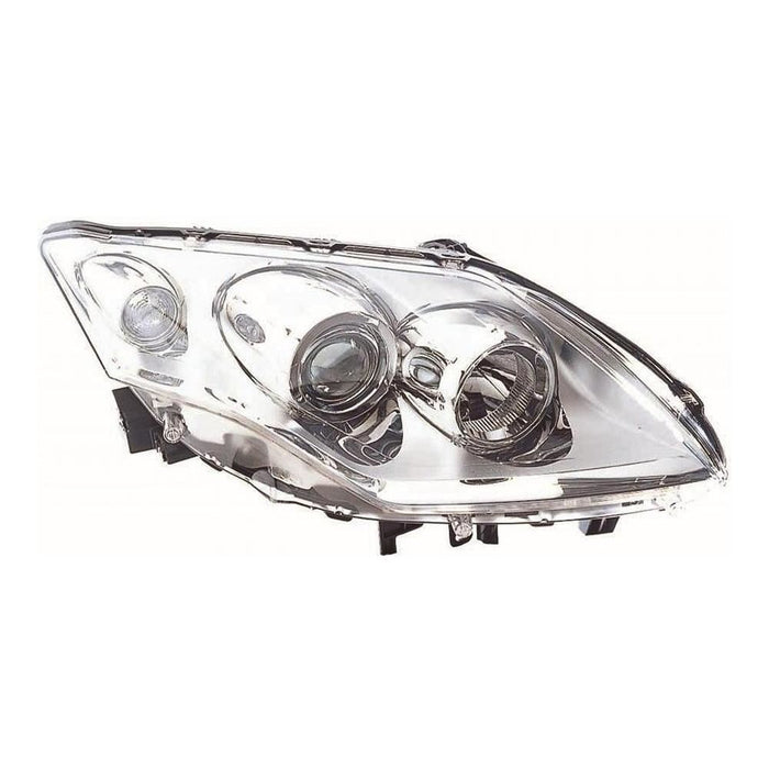 Renault Laguna Mk3 Estate 10/2007-3/2011 Chrome Inner Headlight Drivers Side O/S