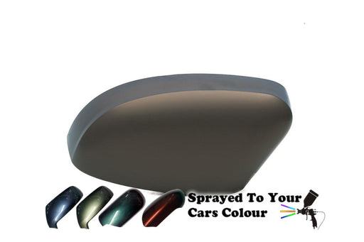 Ford Mondeo Mk.4 6/2007-3/2011 Wing Mirror Cover Passenger Side N/S Painted Sprayed