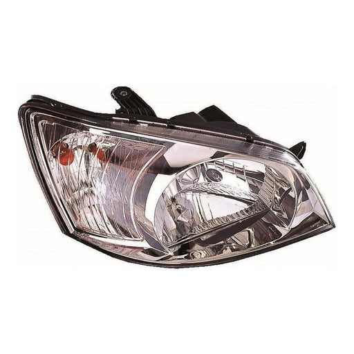 Hyundai Getz Hatchback 2002-2005 Headlight Headlamp Drivers Side O/S