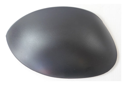 Citroen C3 Mk.1 2002-5/2010 Black - Textured Wing Mirror Cover Driver Side O/S