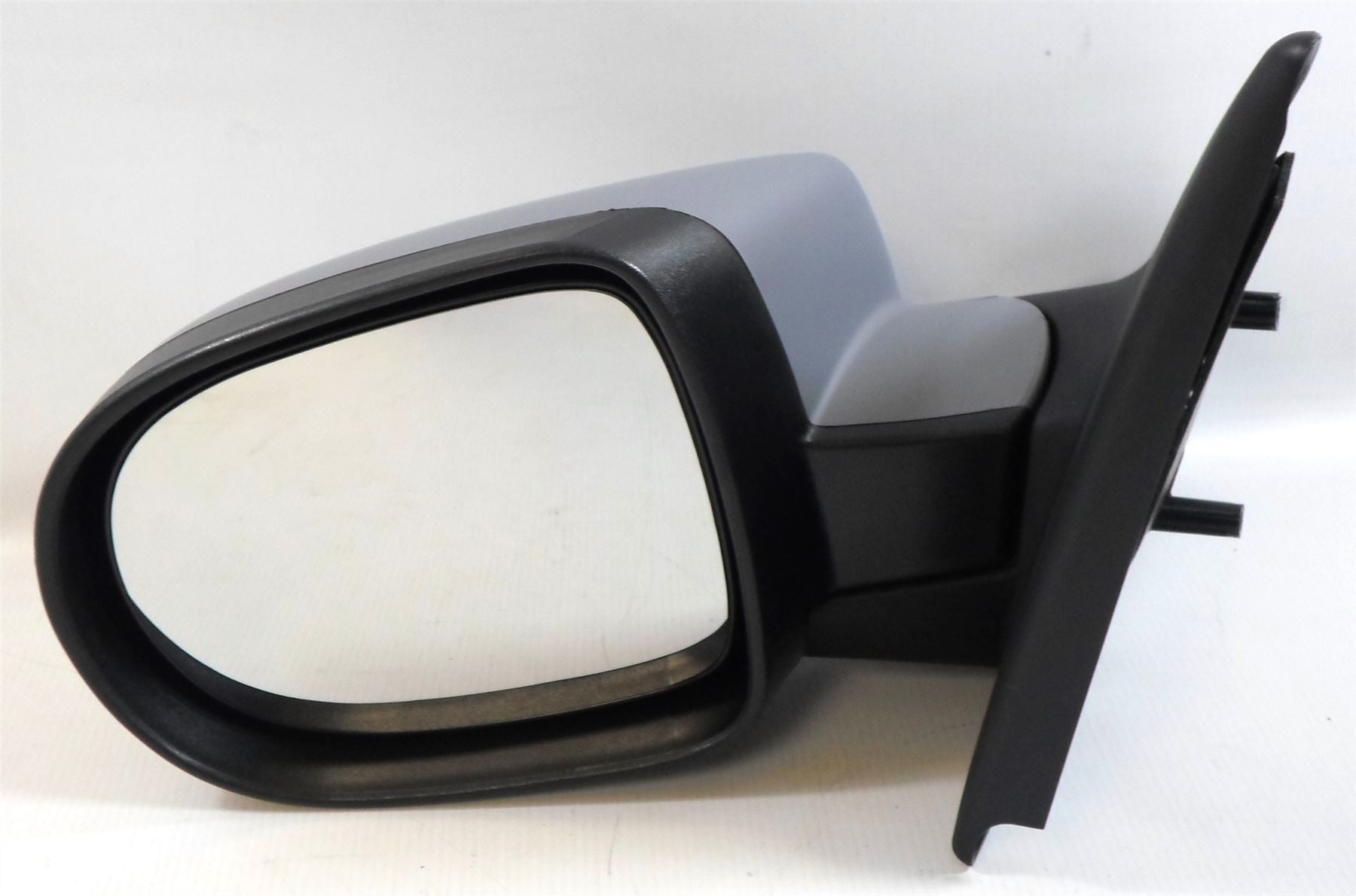 Renault Clio Mk3 5/2009-4/2013 Electric Wing Mirror Primed Passenger Side N/S