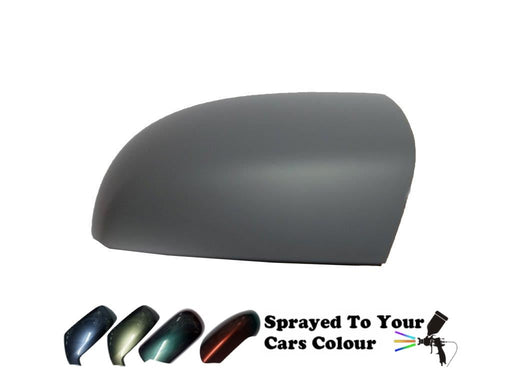 Ford Mondeo Mk.3 6/2003-8/2007 Wing Mirror Cover Driver Side O/S Painted Sprayed