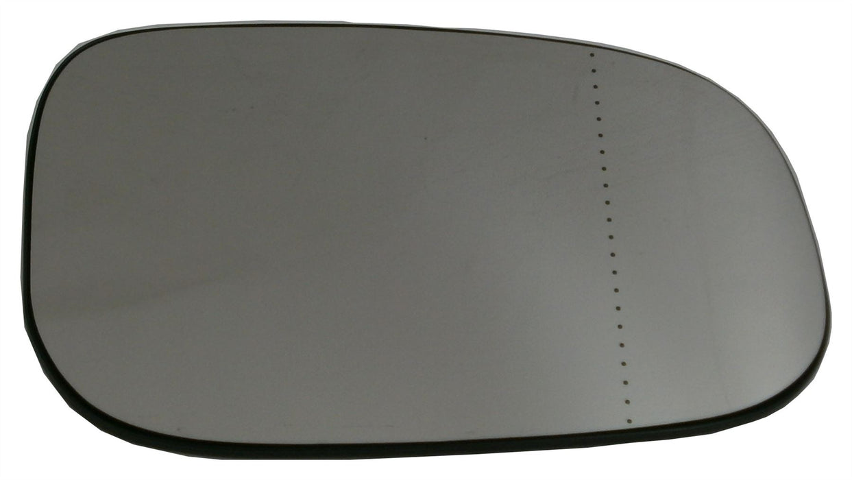 Volvo S40 Mk.2 2006-8/2010 Heated Aspherical Mirror Glass Drivers Side O/S