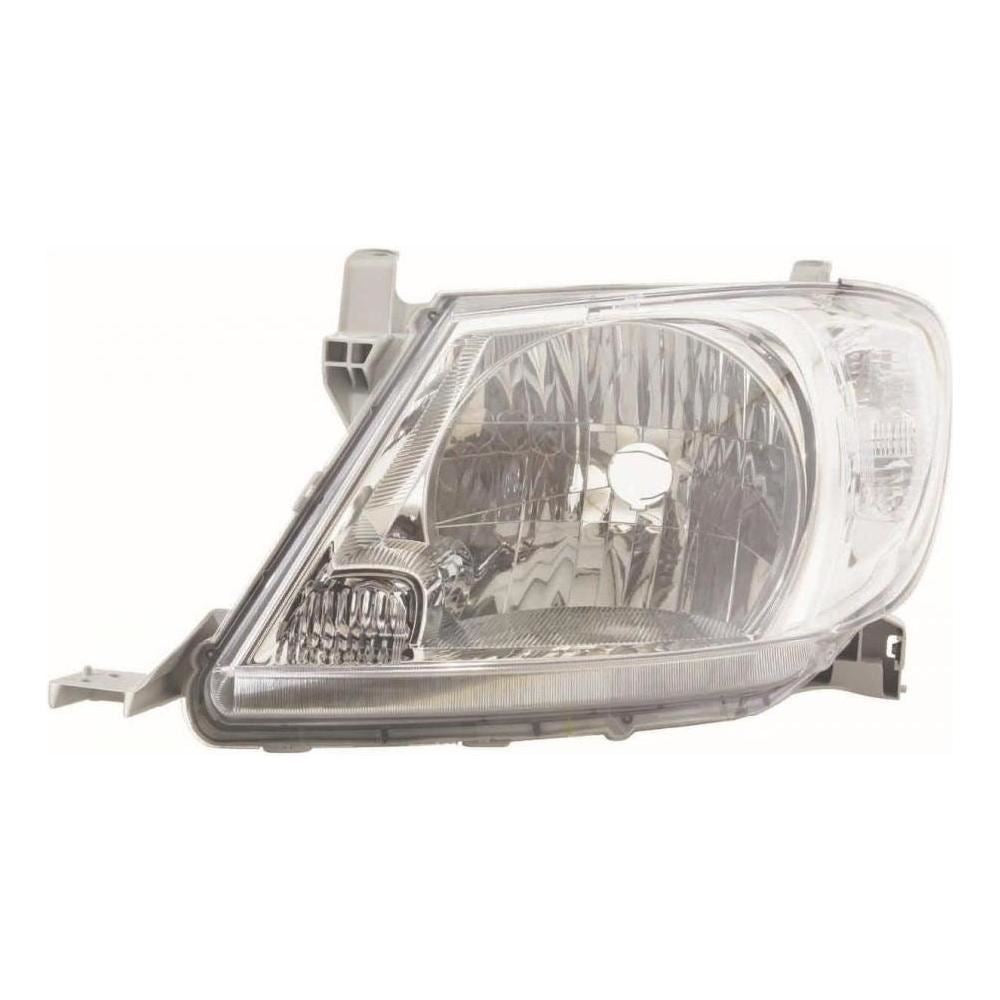 Toyota Hi-Lux Mk5 Pickup 12/2009-2011 Headlight Headlamp Passenger Side N/S