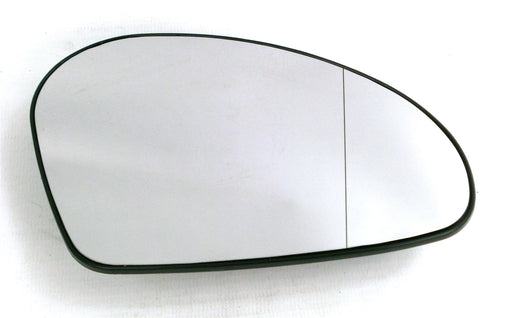 Seat Leon Mk.1 2004-9/2010 Heated Aspherical Mirror Glass Drivers Side O/S