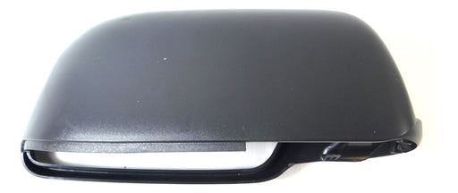 Volkswagen Polo Mk.4 2/2002-7/2005 Black Textured Wing Mirror Cover Driver Side O/S