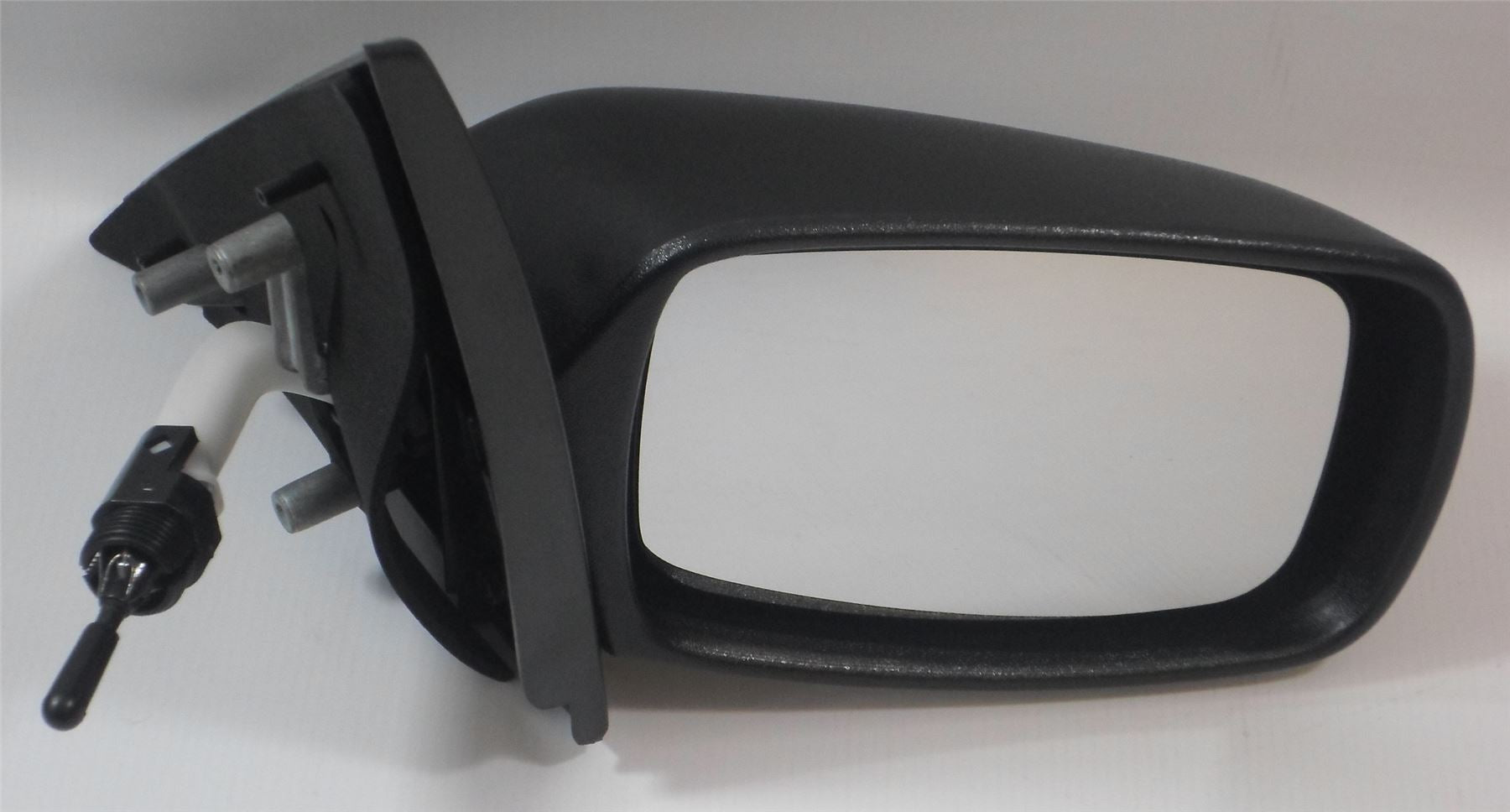 Ford Escort Mk.7 1995-2001 Cable Wing Mirror Black Textured Drivers Side O/S