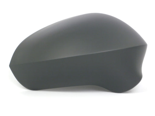 Seat Ibiza Mk.5 7/2008-10/2017 Black Textured Wing Mirror Cover Driver Side O/S
