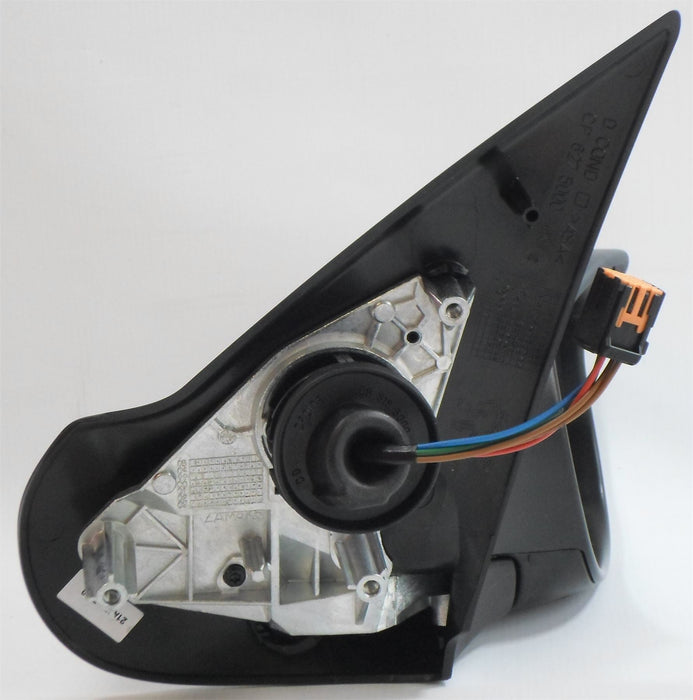 Peugeot 206 2000-2009 Electric Wing Mirror Heated 5 Pin Primed Drivers Side O/S