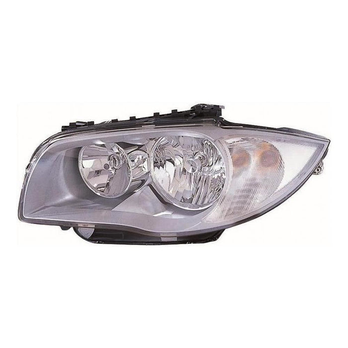 BMW 1 Series E87 5 Door Hatch 2004-3/2007 Headlight Headlamp Passenger Side N/S