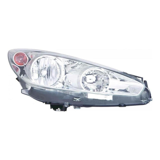 Peugeot 308 Hatchback 6/2011-4/2014 Headlight Headlamp Drivers Side O/S