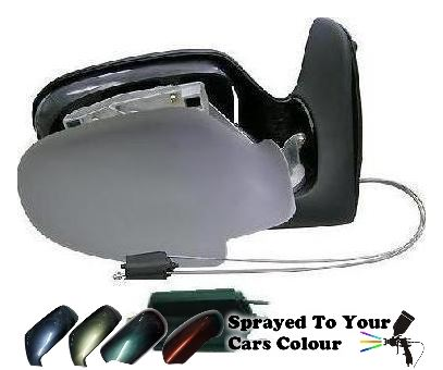 Volkswagen Sharan Mk.1 1995-5/2000 Cable Wing Mirror Drivers Side O/S Painted Sprayed