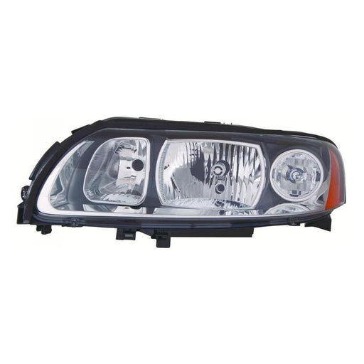 Volvo S60 Mk1 Saloon 5/2005-9/2010 Headlight Headlamp Passenger Side N/S