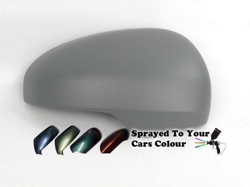 Toyota Prius Mk.2 (ZVW30) Incl. Prius+ 6/2009-6/2016 Wing Mirror Cover Drivers Side O/S Painted Sprayed