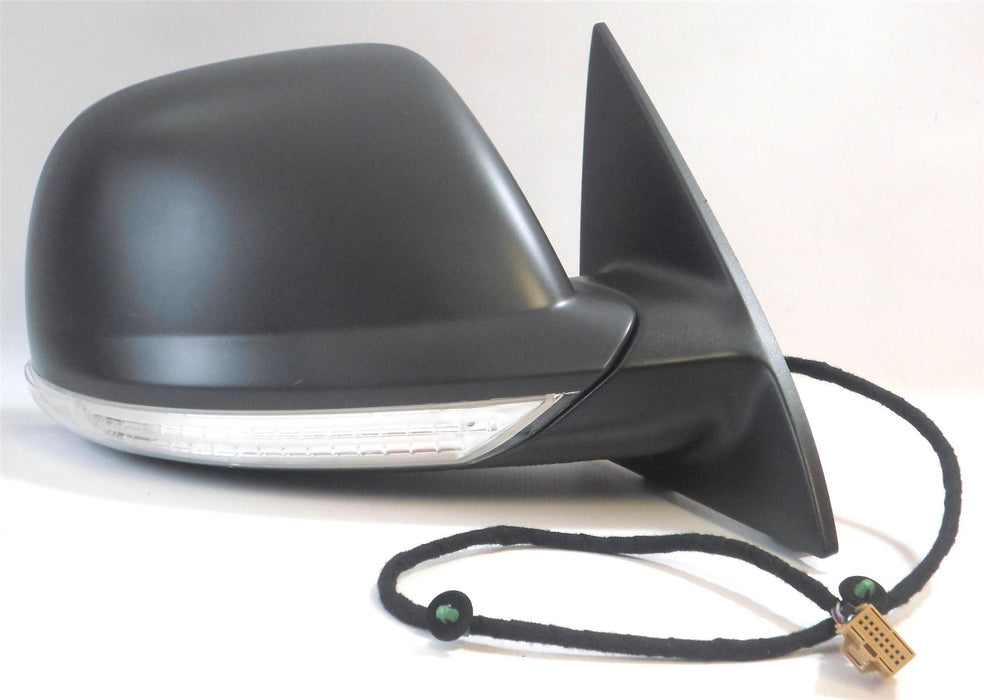 VW Touareg Mk1 3/2007-2010 Wing Mirror Power Folding Puddle Lamp Drivers Side