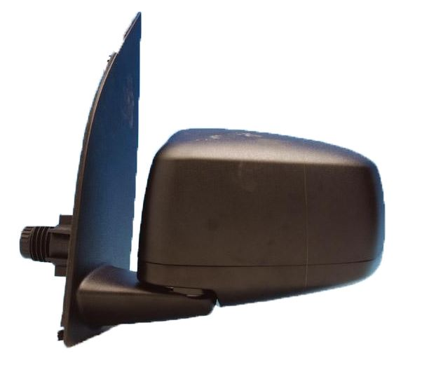 Fiat Panda Mk2 2003-2009 Electric Wing Mirror Black Temp Sensor Passenger Side