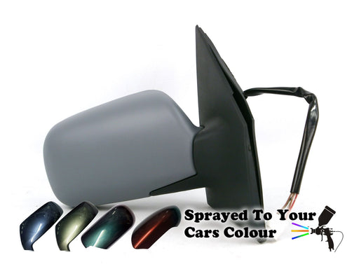 Toyota Yaris Mk1 5/2003-2005 Electric Heated Wing Mirror Driver Side O/S Painted Sprayed