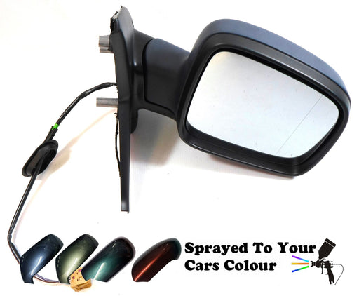 Volkswagen Transporter T5 2003-4/2010 Electric Wing Mirror Drivers Side Painted Sprayed