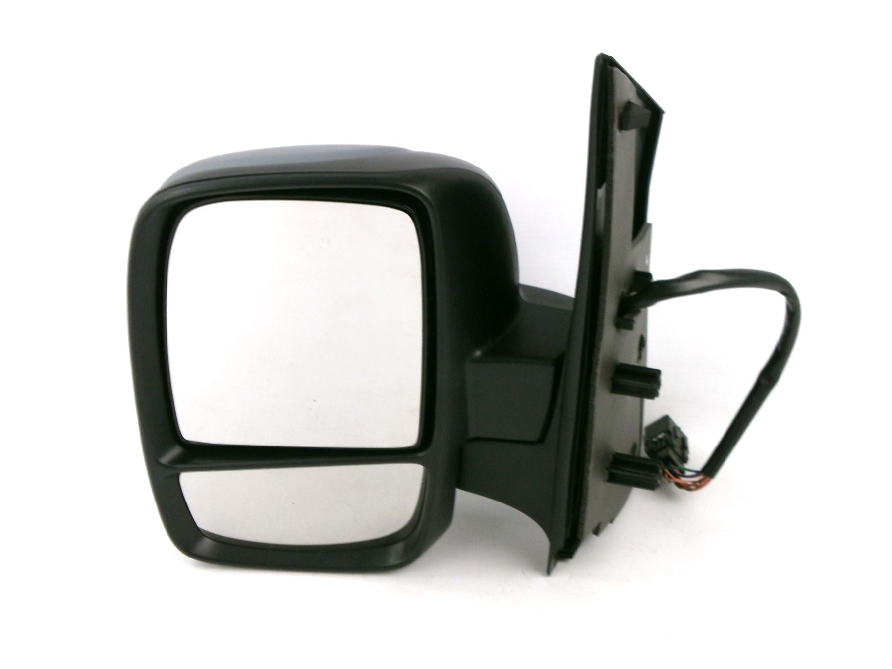 Citroen Dispatch Mk2 2007+ Twin Glass Wing Mirror Power Folding Passenger Side