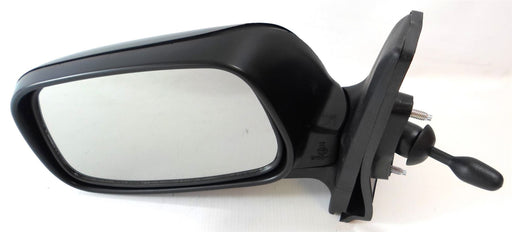 Toyota Corolla Mk5 8/2004-2007 Manual Cable Wing Mirror Black Passenger Side N/S