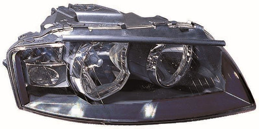 Audi A3 Mk2 8P Hatchback 3/2003-7/2008 Headlight Headlamp Drivers Side O/S