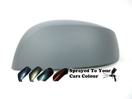 Vauxhall Agila Mk.2 3/2008-2014 Wing Mirror Cover Passenger Side N/S Painted Sprayed
