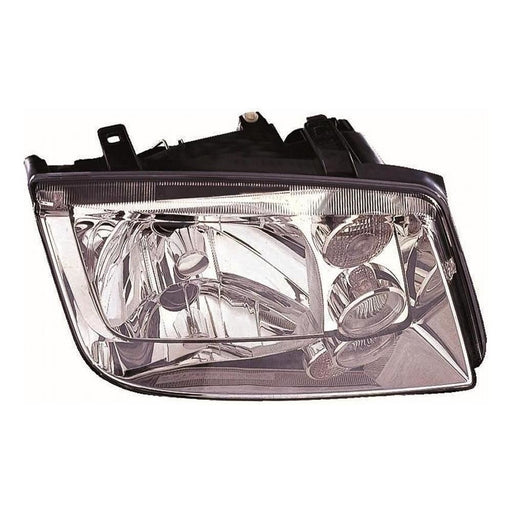 Volkswagen Bora Saloon 1999-2005 Headlight Headlamp Inc Fog Drivers Side O/S