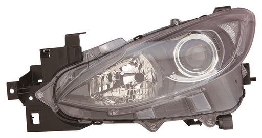 Mazda 3 Mk3 Saloon 10/2013-12/2016 Headlight Headlamp Passenger Side N/S