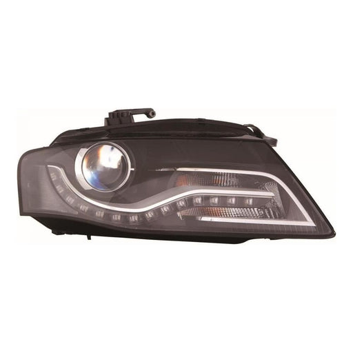 Audi A4 Mk3 B8 (8K) Saloon 4/2008-5/2012 Xenon Headlight Lamp Drivers Side O/S