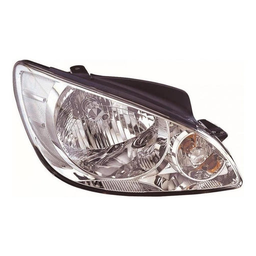 Hyundai Getz Hatchback 10/2005-2009 Headlight Headlamp Drivers Side O/S