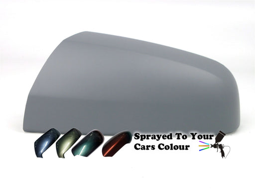 Vauxhall Zafira Mk.2 7/2005-3/2008 Wing Mirror Cover Passenger Side N/S Painted Sprayed